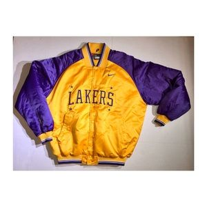 Nike NBA Men's LA Lakers Jacket XL